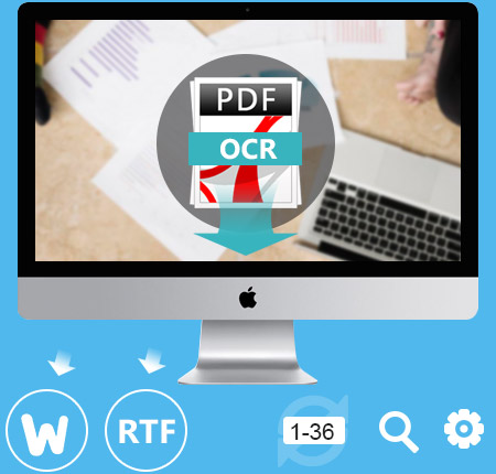 PDF til Word Converter for Mac