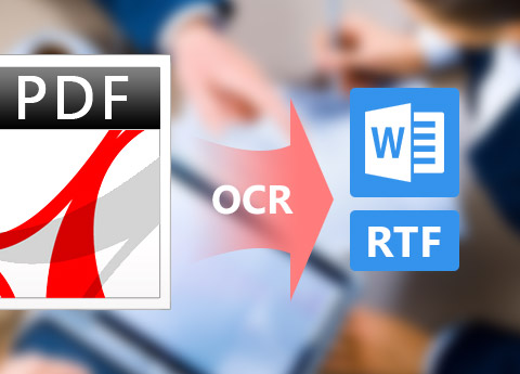 Converti qualsiasi PDF in Word con OCR
