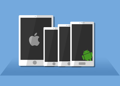 Supporta vari dispositivi Android e iOS