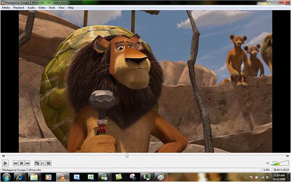 VLC Media Playerの