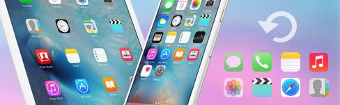 Ripristino del sistema iOS