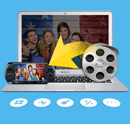 Tipard PSP Video Converter for Mac