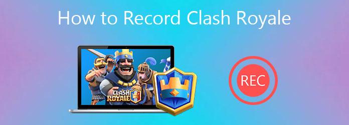 كيفية تسجيل Clash Royale