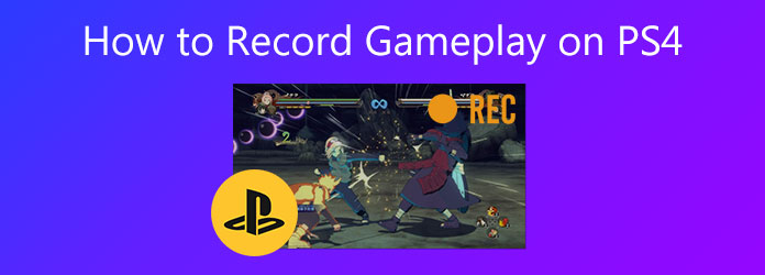 Jak nagrać rozgrywkę na PS4