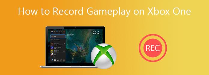 Jak zaznamenat hraní na Xbox One