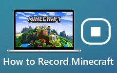 Jak nahrávat minecraft