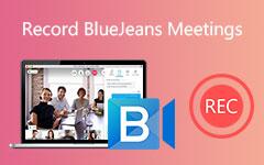 Záznam BlueJeans Meetings