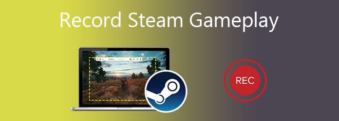 Zaznamenejte hru Steam