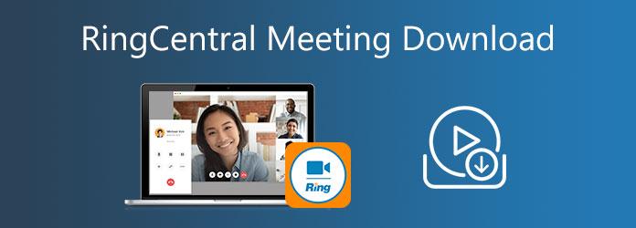 Stáhněte si video RingCentral Meeting