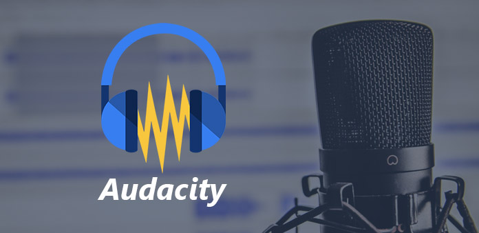 Audacity a Mac Alternatívért