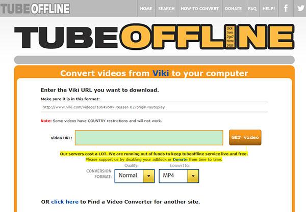 Tubeoffline