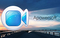 Apowersoft Free Screen Recorder Review och alternativ Windows-programvara