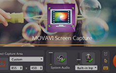 Movavi Screen Capture Alternative Recorders
