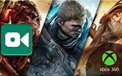 Nagraj rozgrywkę Xbox 360