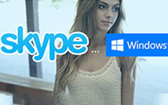 Condividi la schermata su Skype for Business su Windows 8