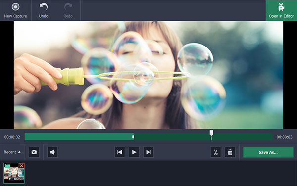 Movavi Screen Capture - Desktop Recorder