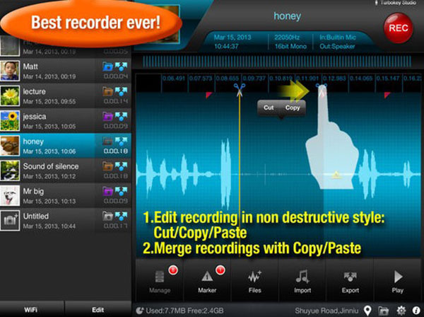 Recorder Plus