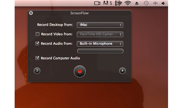 ScreenFlow pro Mac
