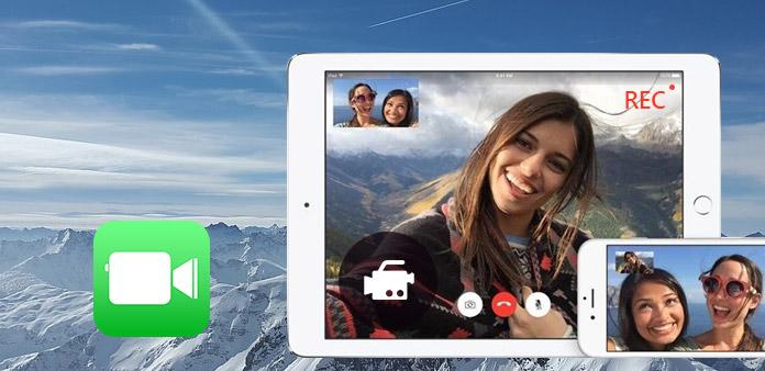 iPhone、iPad、Mac、WindowsでのFaceTimeコールの録音
