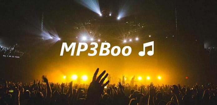 Goditi canzoni da siti di condivisione di musica gratuiti come MP3Boo