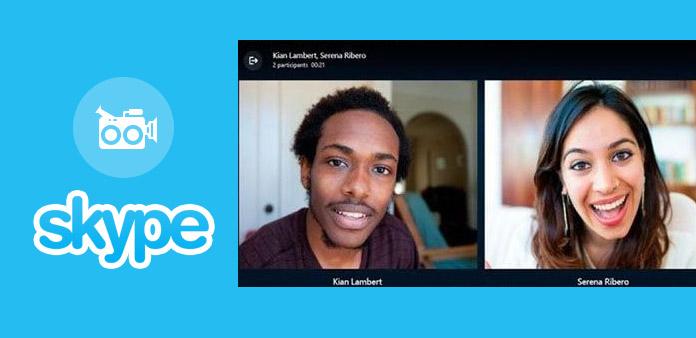 Skype felvevő