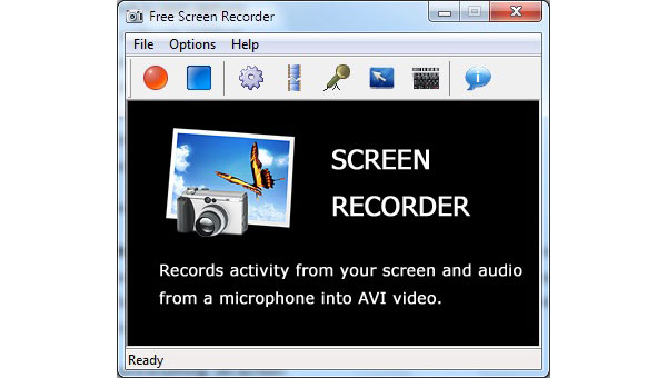 free screen recording software no download