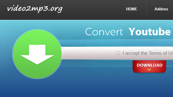 programa video2mp3 convert youtube to mp3