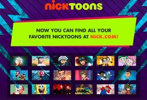 Nick Toons