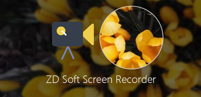 ZD Soft Screen Recorder och dess alternativa rekommendationer