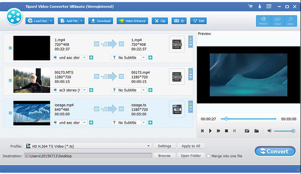 Tiaprd Video Converter Ultimate
