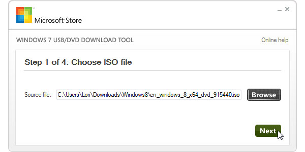 iso to usb windows 10 software