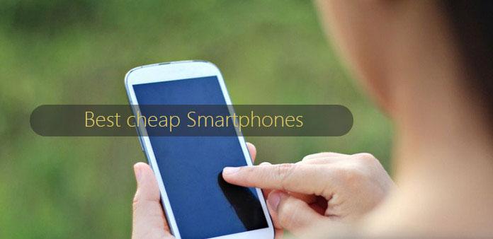 Najlepsze tanie smartfony