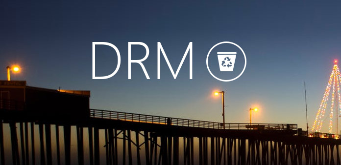 Top 10 DRM -poistosohjelmisto DRM: n poistamiseksi