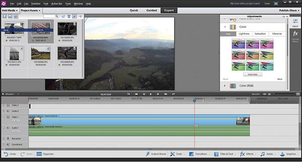 Adobe Premiere Proの