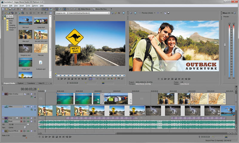 windows final cut pro alternative