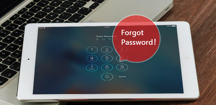 Hai dimenticato la password dell'iPad