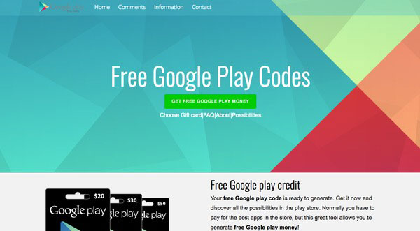 Free Googlecredit