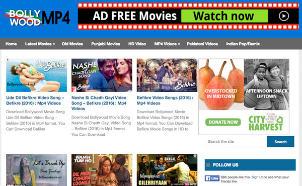free download of latest bollywood movies songs