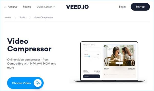 Kompresor wideo Veed
