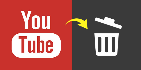 Come eliminare un video di YouTube