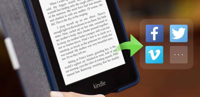 Share Kindle Ebooks