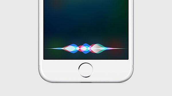 Lås op en lås iPhone med Siri