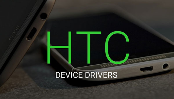 Pilotes HTC sous Windows