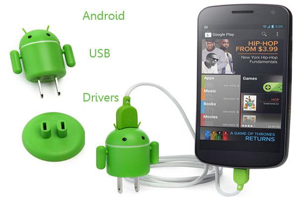 HTC Drivers på Mac