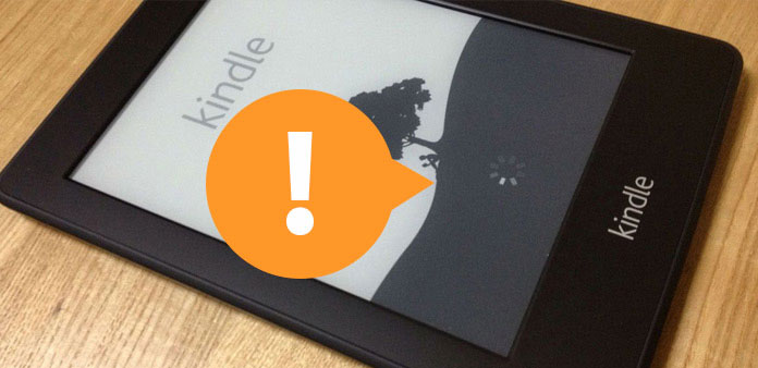 Kindle Fire non si accende