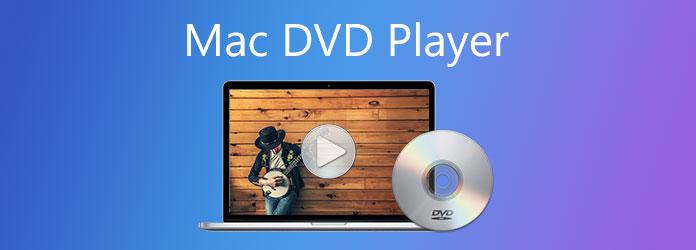 Mac DVD přehrávač