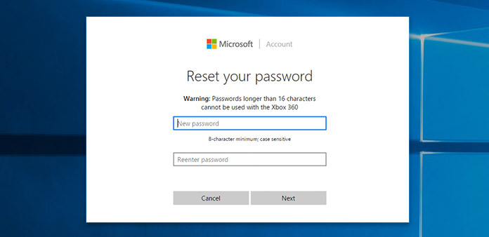 Microsoft Password Reset