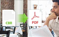 CBR naar PDF