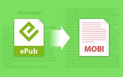 ePub a MOBI-hoz