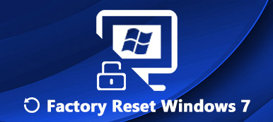 Factory Reset Windows 7/8